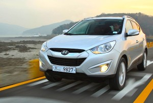 Hyundai ix35 World October 2012