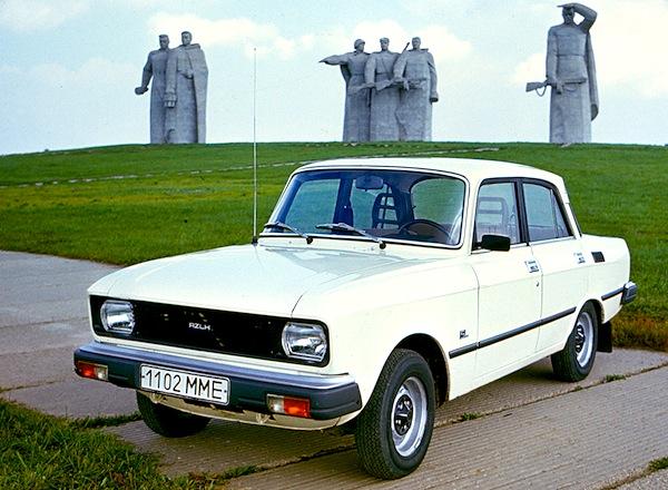 Moskvich 2140 Russia 1987b