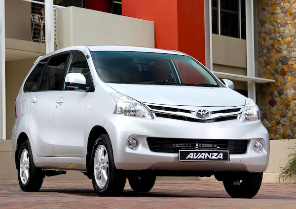 Toyota Avanza Philippines November 2012