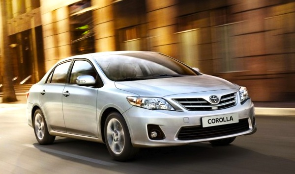 Toyota Corolla Pakistan January 2014