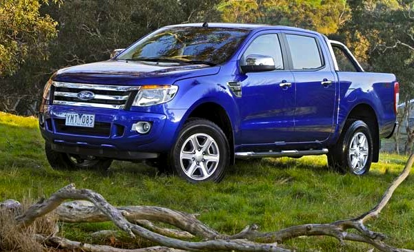 Ford Ranger Australia 2013. Picture courtesy of carsguide.com.au