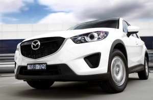 Mazda CX-5 Australia 2012. Picture courtesy of caradvice.com.au