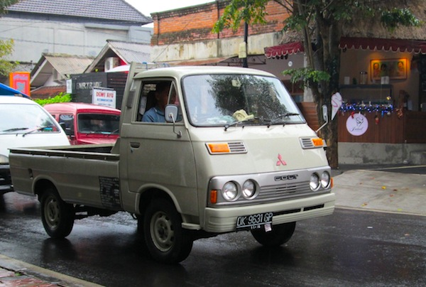 Mitsubishi Colt old gen Indonesia December 2012