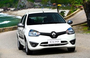 Renault Clio Mio World 2012