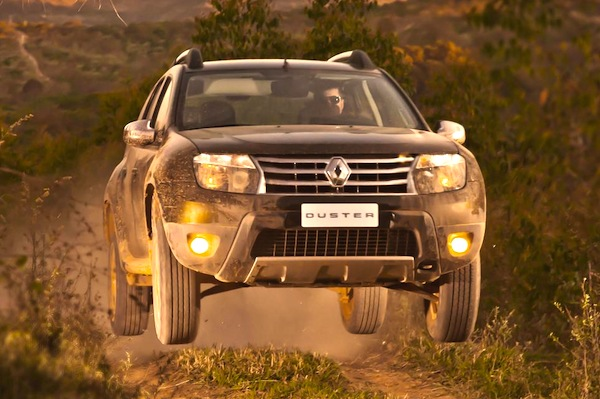 Renault Duster. Picture courtesy of Renault