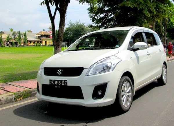 Suzuki Ertiga sales are up a whopping 86% year-on-year in 2013.