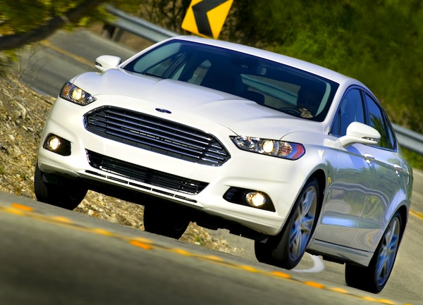 usa january 2013 ford fusion at highest in almost 2 years. Black Bedroom Furniture Sets. Home Design Ideas