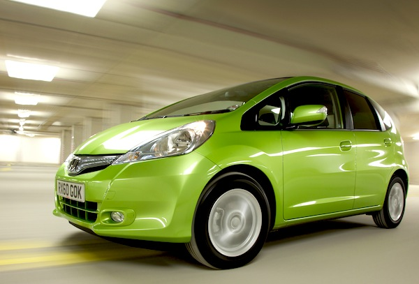 Honda Jazz UK 2012