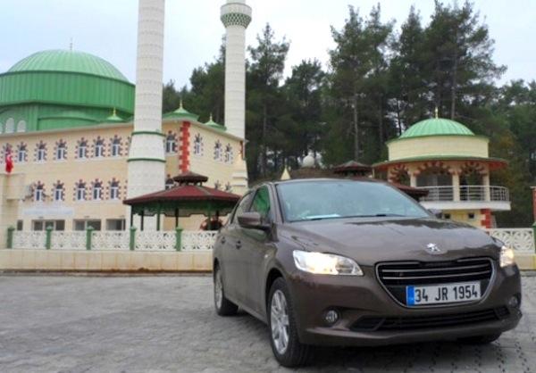 Peugeot 301 Algeria January 2013b