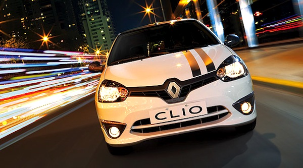 Renault Clio Mio. Picture courtesy of Renault Argentina