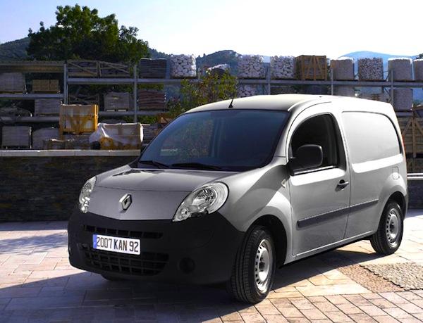 Renault Kangoo Morocco 2012