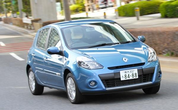 Renault Lutecia Japan 2012