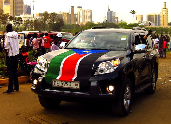 South Sudan 2012: Toyota Land Cruiser should top sales charts – Best