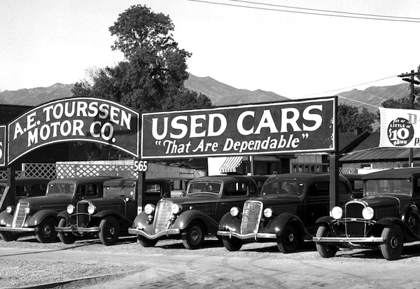 Used cars that are dependable. Picture courtesy Hemmings.com