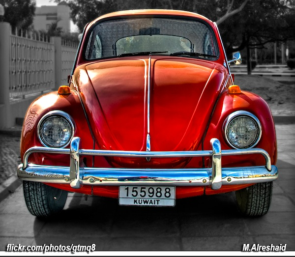 Red Beetle...yet again!
