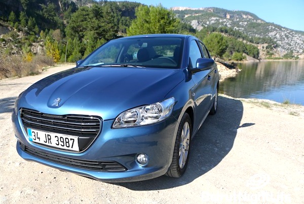 Peugeot 301 2013. Picture courtesy of Beirutnightlife.com