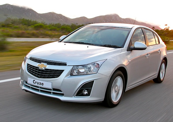 Chevrolet Cruze World 2012