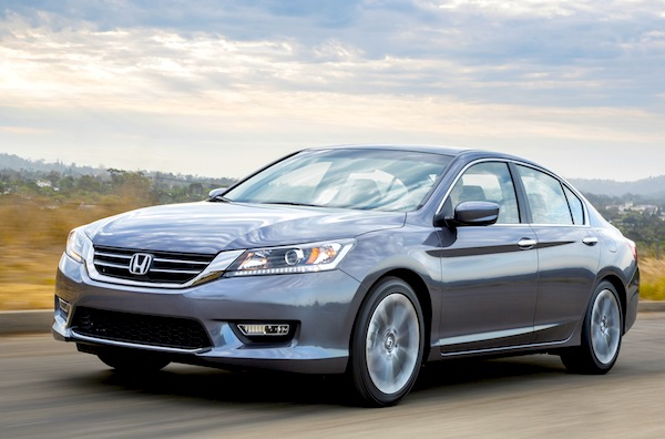 Honda Accord Canada June 2013