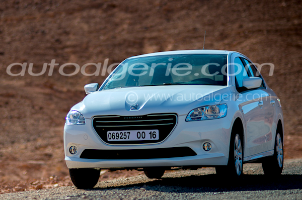 Peugeot 301. Picture courtesy of autoalgerie.com