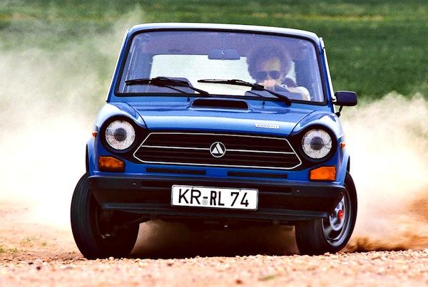 1977 Autobianchi A112 Abarth
