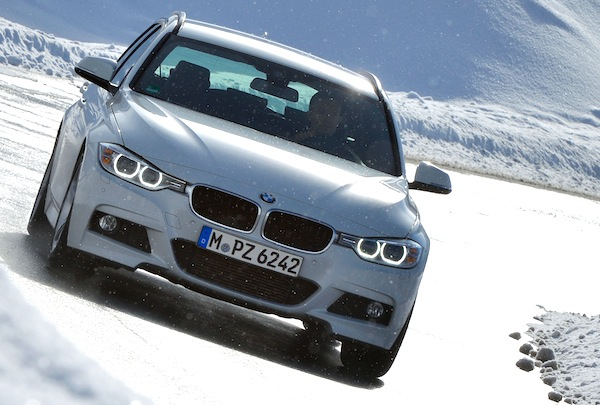 BMW 3 Series Germany 2013