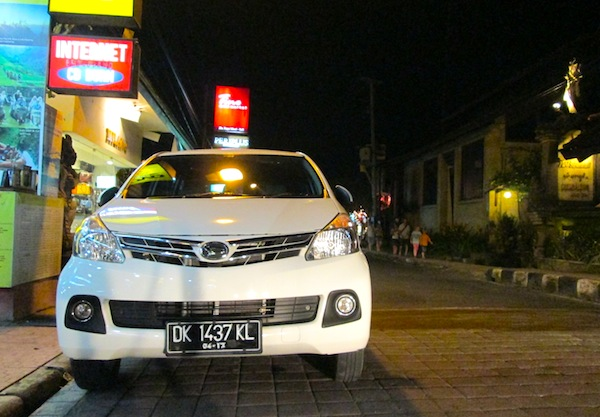 Daihatsu Xenia Indonesia July 2014