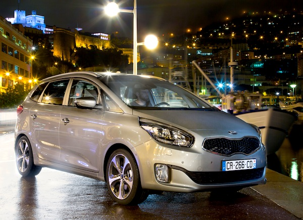 sponsored feature: kia aims for 50% uk sales growth