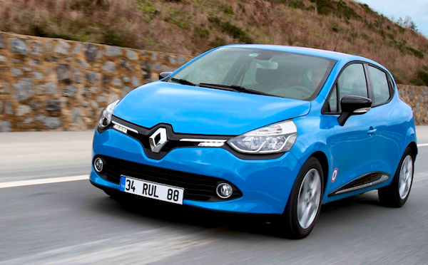 Renault Clio. Picture courtesy of otodergi Turkey