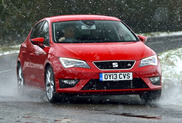 Seat Leon Germany March 2014