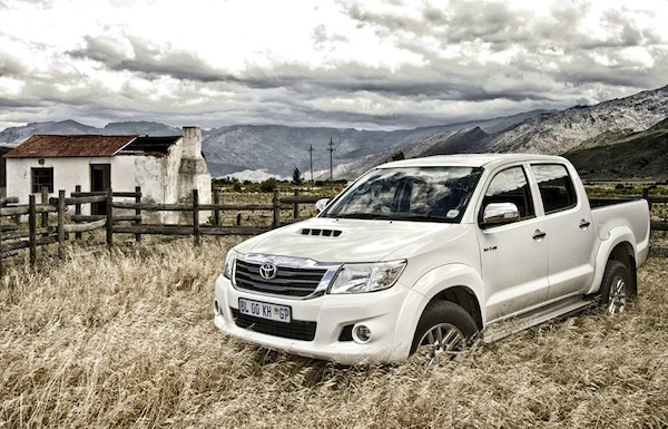 Toyota Hilux New Caledonia March 2013 Picture courtesy of topcar.co.za 2