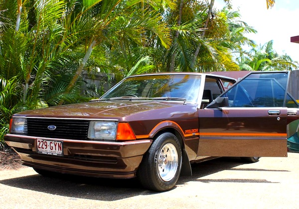 Ford Falcon Australia 1982. Picture courtesy of boostnetwork.com.au