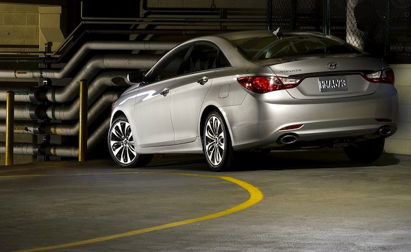Hyundai Sonata. Picture courtesy of netcarshow