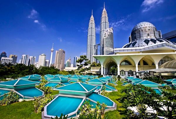 Kuala Lumpur. Picture courtesy of layoverguide.com