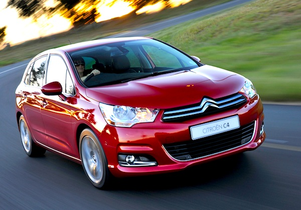 france 1 27 may 2013 citroen c4 and dacia sandero up best selling cars blog. Black Bedroom Furniture Sets. Home Design Ideas