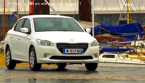 Peugeot 301 Algeria May 2013