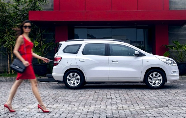 Chevrolet Spin Indonesia June 2013