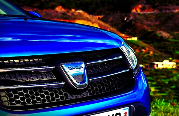 Dacia Sandero Spain June 2013. Picture courtesy of xcoches.es