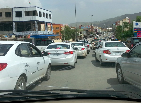 Hyundai Elantra Accent Iraq June 2013
