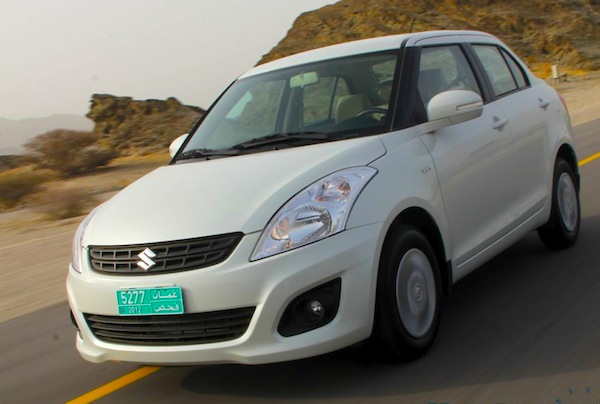 Maruti DZire India June 2013
