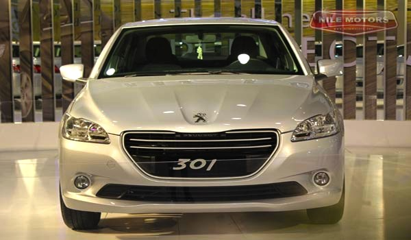 Peugeot 301 Egypt June 2013. Picture courtesy of nilemotors.com