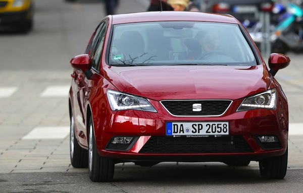 Seat Ibiza Bosnia July 2014. Picture courtesy of Auto Motor und Sport2