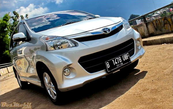 Toyota Avanza Indonesia June 2013