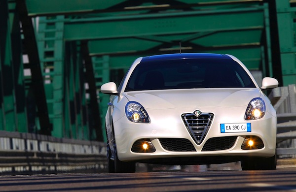 Alfa Romeo Giulietta Greece November 2013