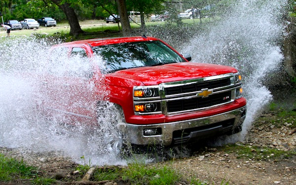 Chevrolet Silverado World June 2013. Picture Courtesy Of Www.motortrend.com