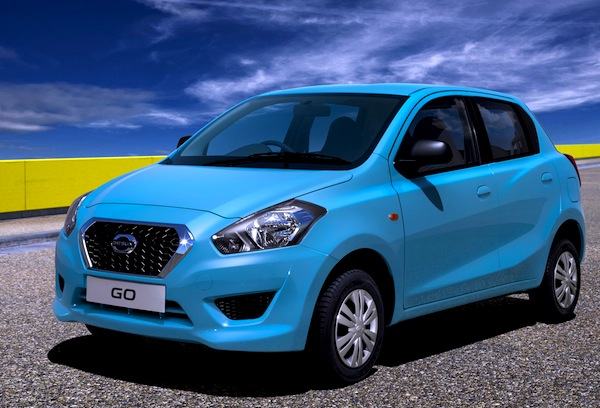 Datsun Go Singapore July 2013