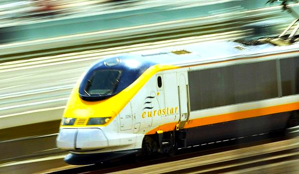 Eurostar. Picture courtesy of SNCF