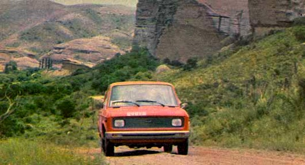 Fiat 128 Argentina 1981b. Picture courtesy of testdelayer.com.ar