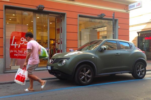 Nissan Juke Italy August 2013b