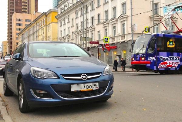1 Opel Astra