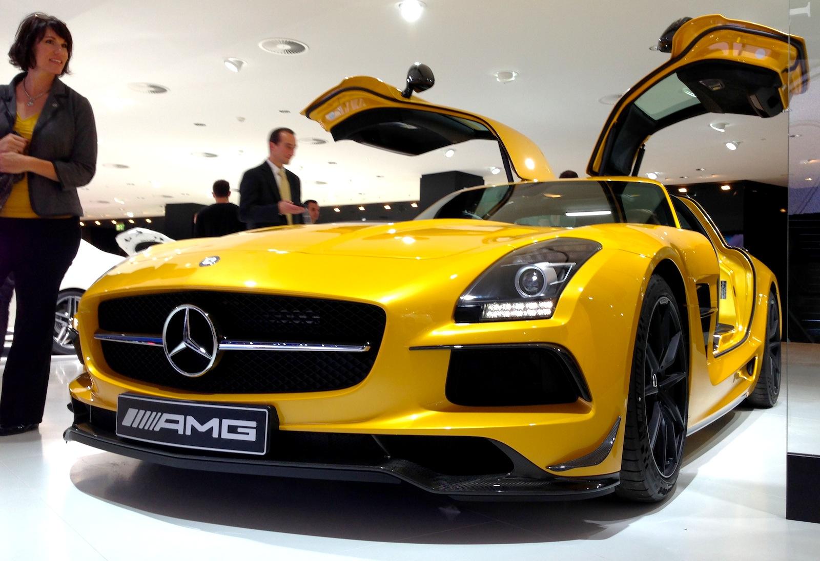 Germany frankfurt auto show reports best selling cars blog - Mercedes car show ...